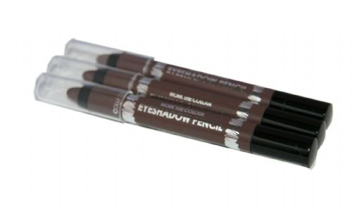 12 x Collection Work the Colour Eyeshadow Pencils | Hot Chocolate | RRP £40 |